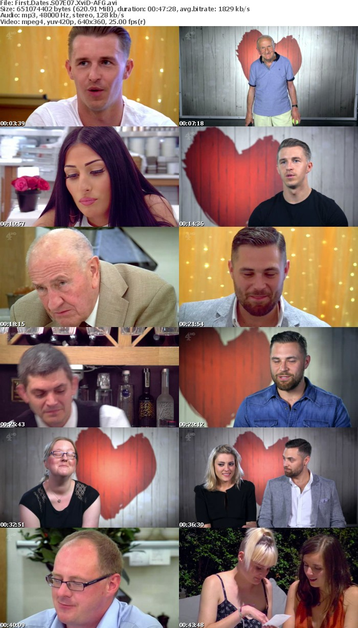 First Dates S07E07 XviD-AFG