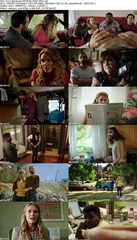 No Tomorrow S01E02 XviD-AFG