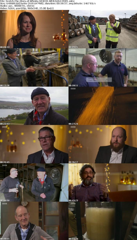 Scotch The Story of Whisky S01E01 WEB h264-ROFL