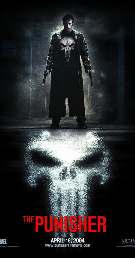 The Punisher 2004 PL DUAL 720p BluRay x264-FLAME