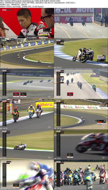 Moto3 2016 Japan Warming Up 720p WEB h264-VERUM