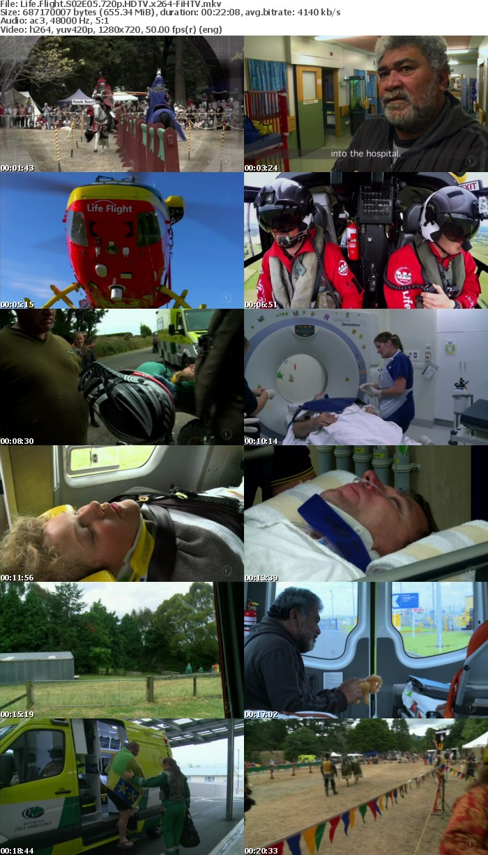 Life Flight S02E05 720p HDTV x264-FiHTV