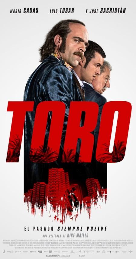 Toro Pfad der Vergeltung (2015) DUAL COMPLETE BLURAY-GMB