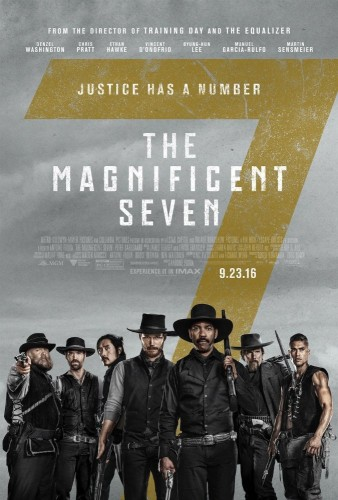 The Magnificent Seven (2016) 720p Brrip X264-nezu