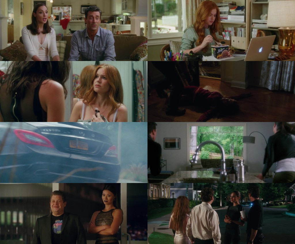 Keeping Up With The Joneses (2016) Bdrip X264-drones