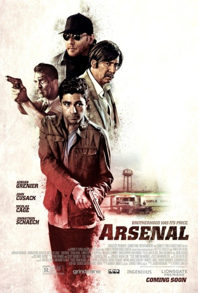 Arsenal (2017) Web-dl X264-fgt