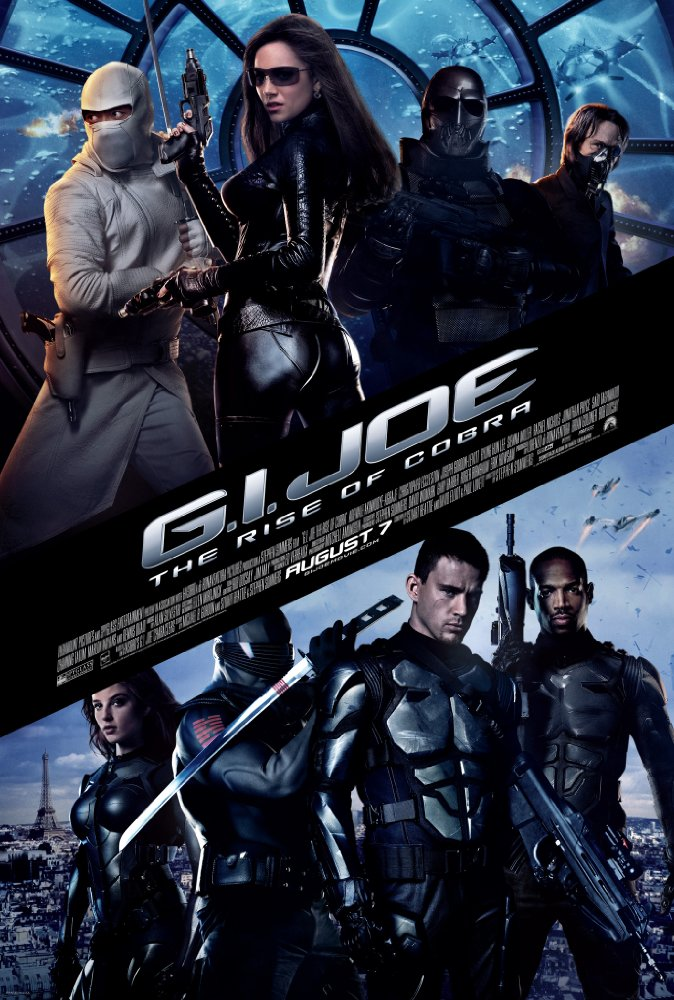 GI Joe The Rise Of Cobra 2009  BluRay H264 AAC