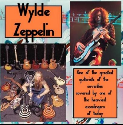 Zakk Wylde – Wylde Zeppelin Dazed and Covered (2017)