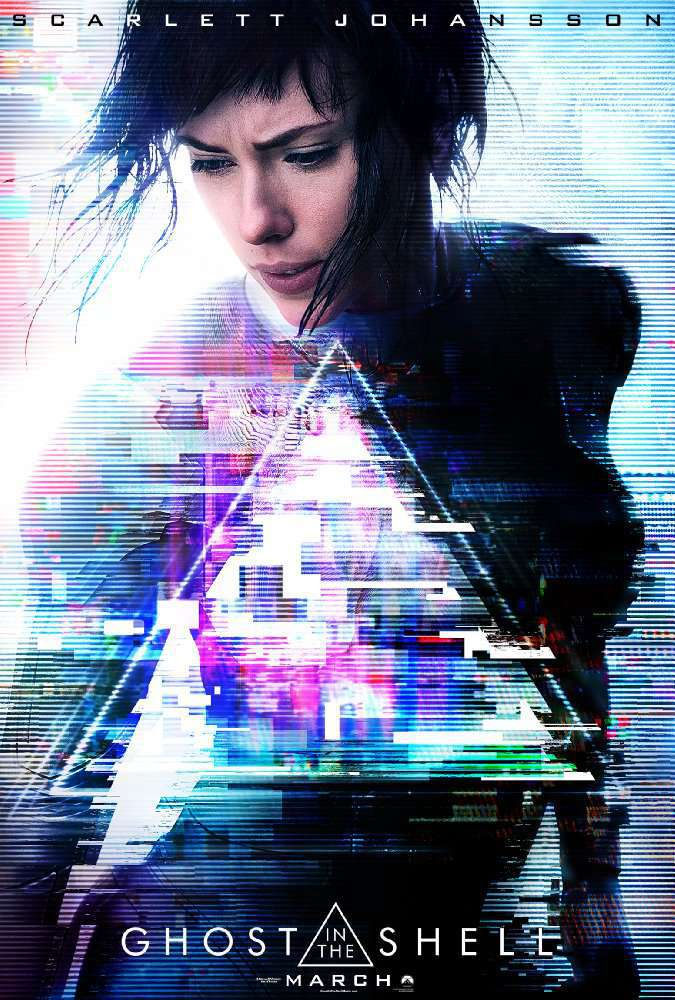 Ghost In The Shell 2017 HDRip XviD AC3EVO