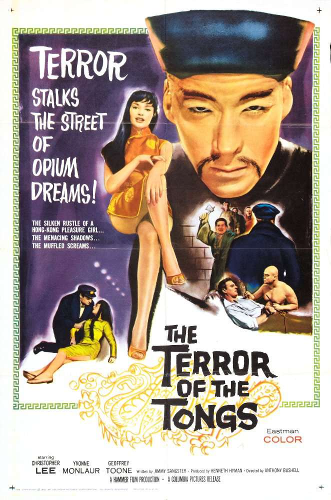 The Terror of the Tongs 1961 DVDRip x264