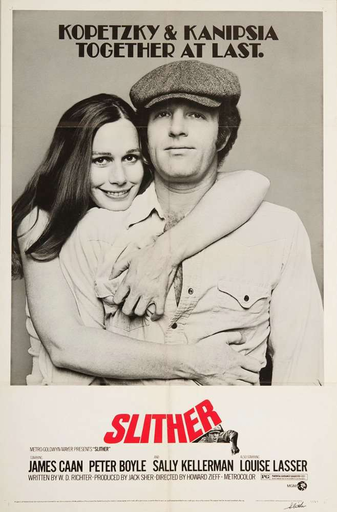 Slither 1973 DVDRip XViD