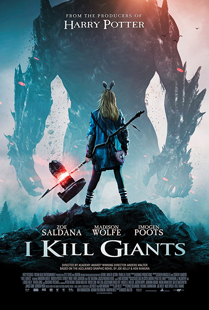 I Kill Giants (2017) [WEBRip] [1080p] YIFY