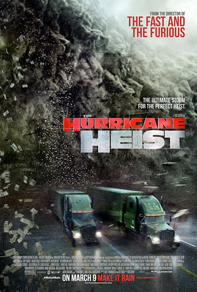 The Hurricane Heist 2018 720p KORSUB HDRip MkvCage