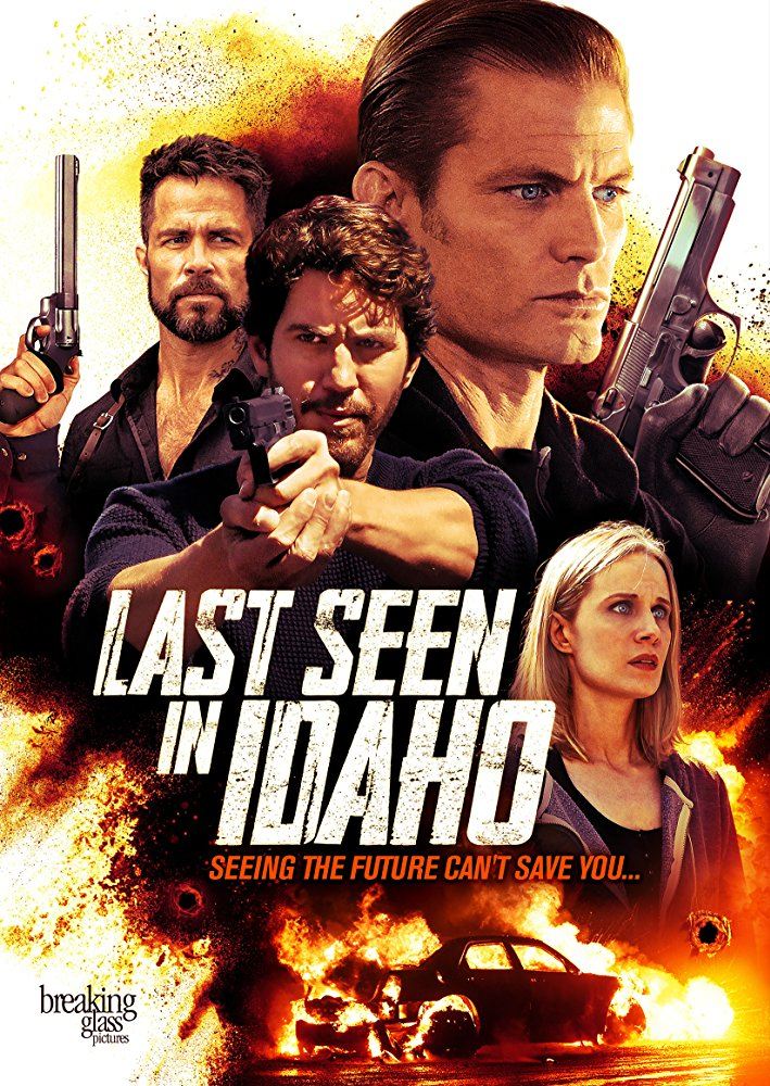 Last Seen in Idaho (2018) HDRip XViD-ETRG