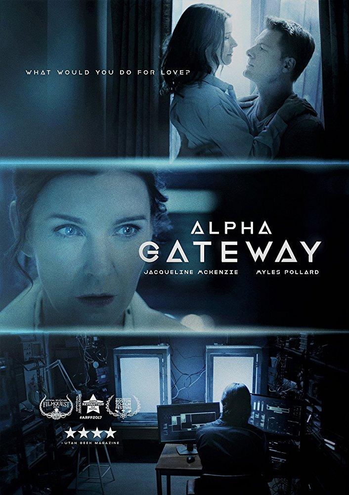 The Gateway (2018) WEBRip x264 AAC-WAR