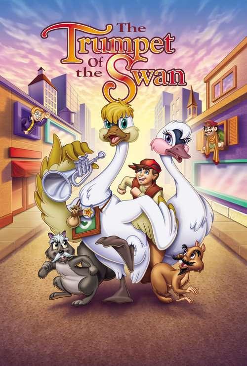 The Trumpet of The Swan 2001 iNTERNAL DVDRip x264-SPRiNTER