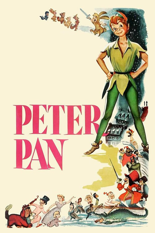 Peter Pan 1953 USA Diamond Edition BRRip 1080p AC3 H265-d3g