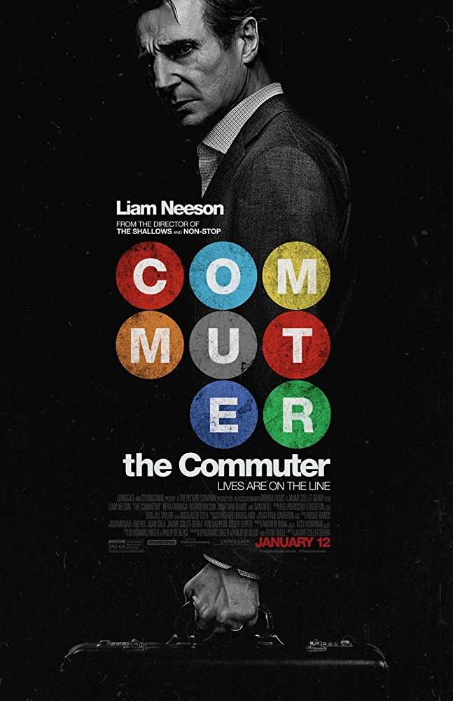 The Commuter 2018 720p BRRIP X264 AC3-DiVERSiTY