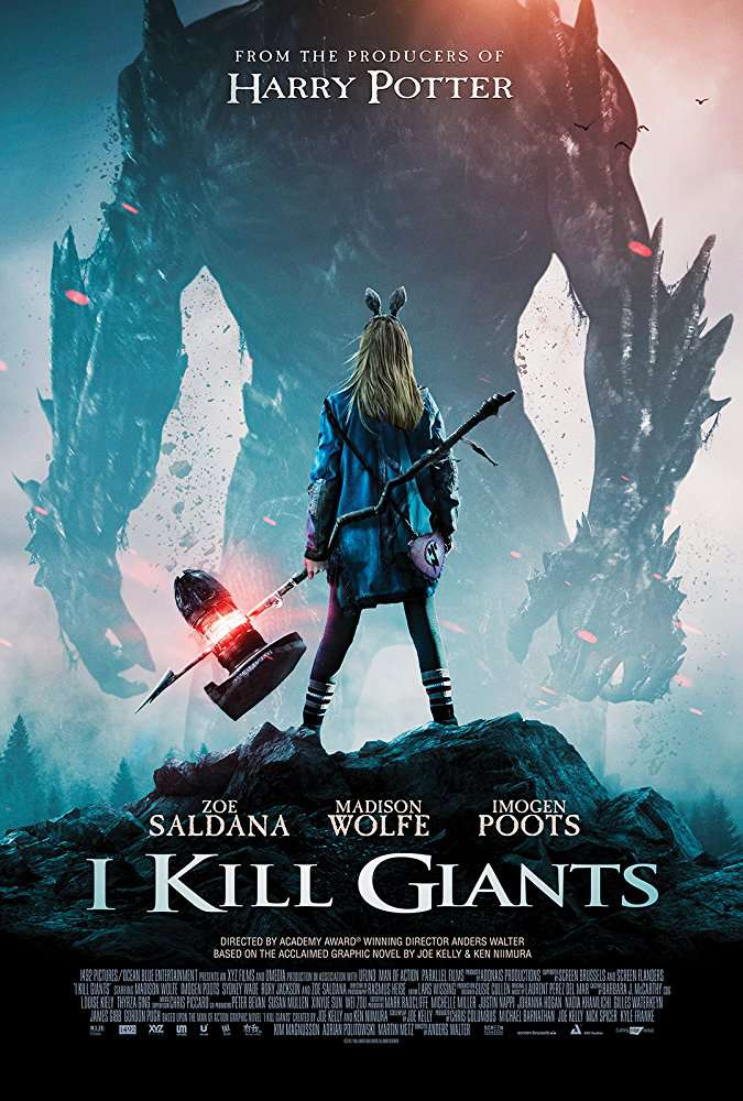 I Kill Giants 2017 BDRip x264-ROVERS