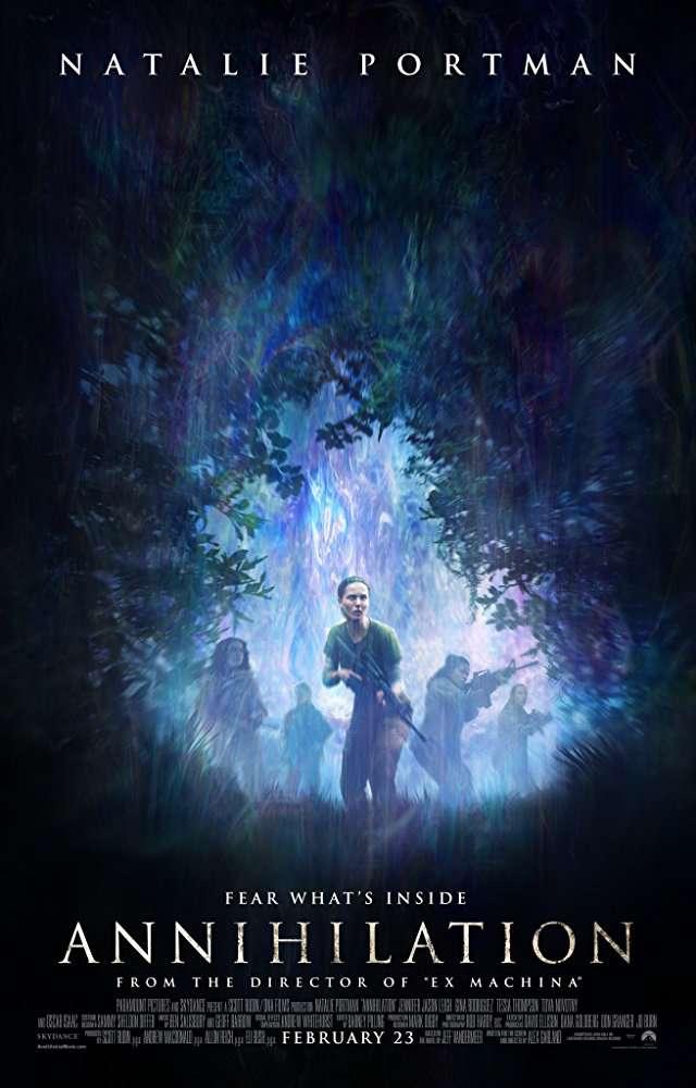 Annihilation 2018 720p BluRay H264 AAC-RARBG