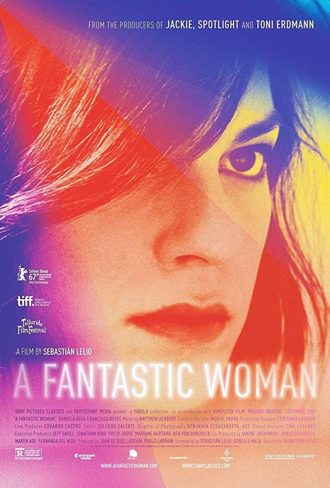 A Fantastic Woman (2017) [BluRay] [720p] YIFY