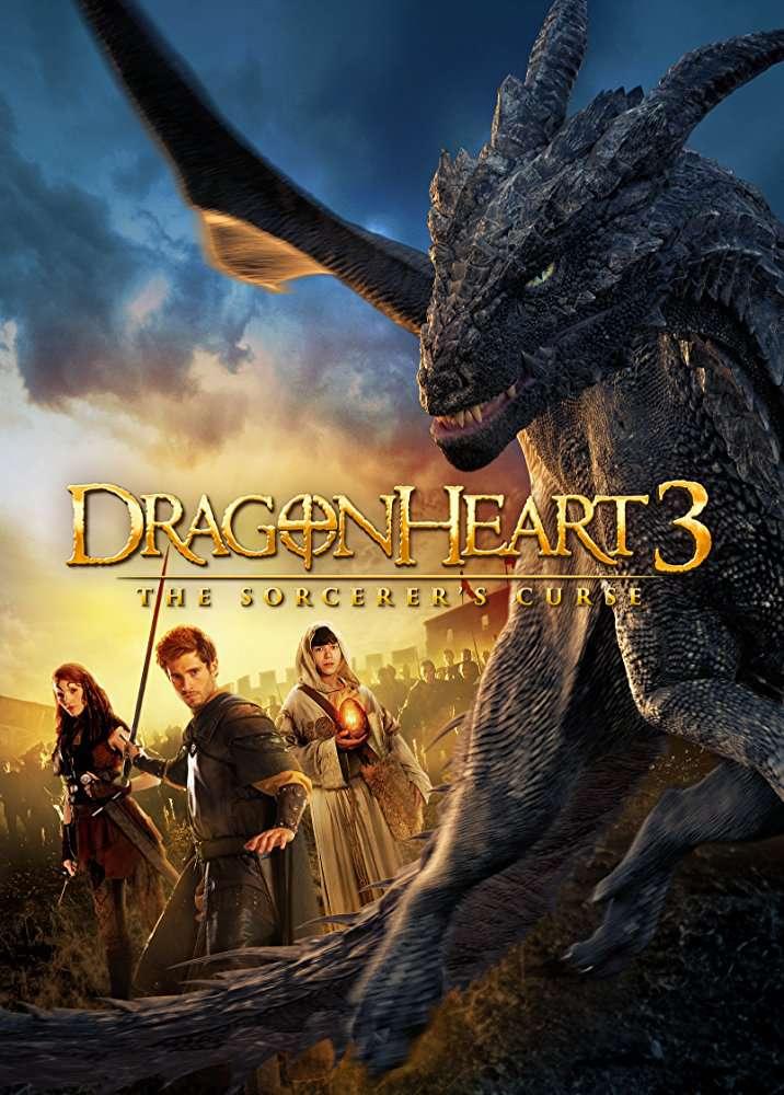 Dragonheart 3 The Sorcerers Curse 2015 720p BluRay H264 AAC-RARBG
