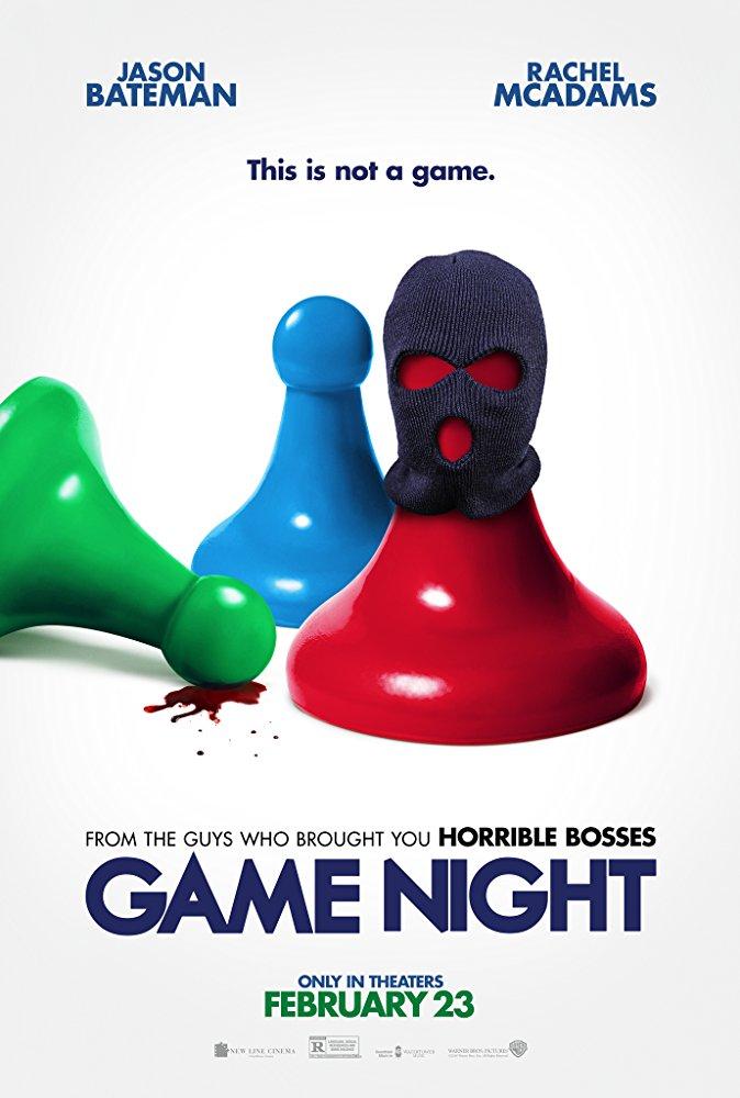 Game Night 2018 BDRip 10Bit 1080p DD5 1 H265-d3g