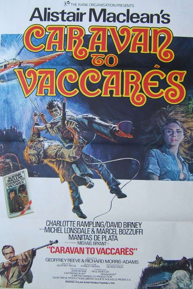 Caravan to Vaccares (1974) [BluRay] [720p] YIFY