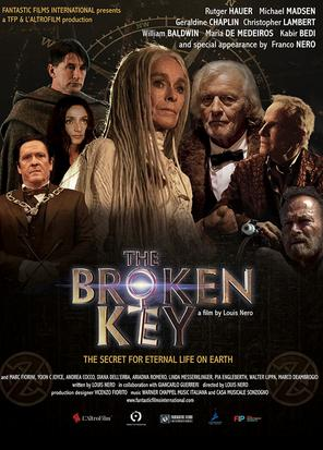 The Broken Key 2017 DVDRip XviD AC3-iFT[N1C]