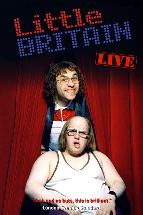 Little Britain Live 2006 DVD9 ENG WS 16 9 STEREO NTR