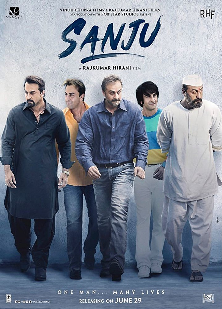 Sanju 2018 Hindi Pre-DVDRip x264 AC3 With Sample LG