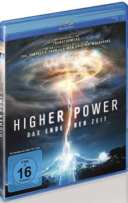 Higher Power (2018) BRRip XviD AC3-EVO