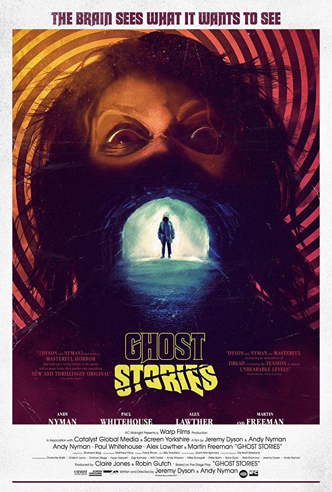 Ghost Stories (2017) HDRip AC3 X264-CMRG