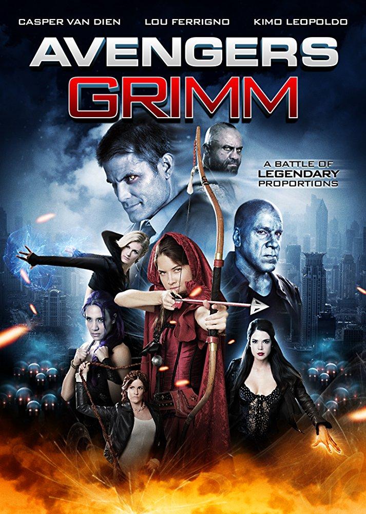 Avengers Grimm (2015) 720p BluRay x264 Dual Audio Hindi DD 2.0 - English DD 2.0 ESub MW
