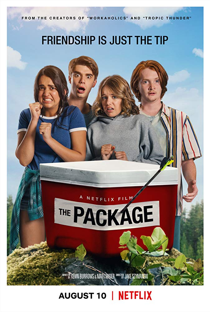 The Package 2018 HDRip XViD-ETRG