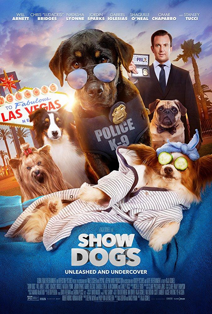 Show Dogs 2018 720p WEB-DL DD5 1 H264-CMRG