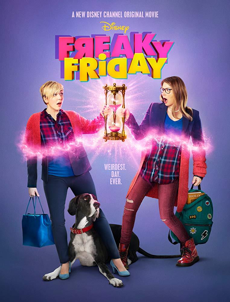 Freaky Friday 2018 1080p AMZN WEBRip DDP5 1 x264-NTG