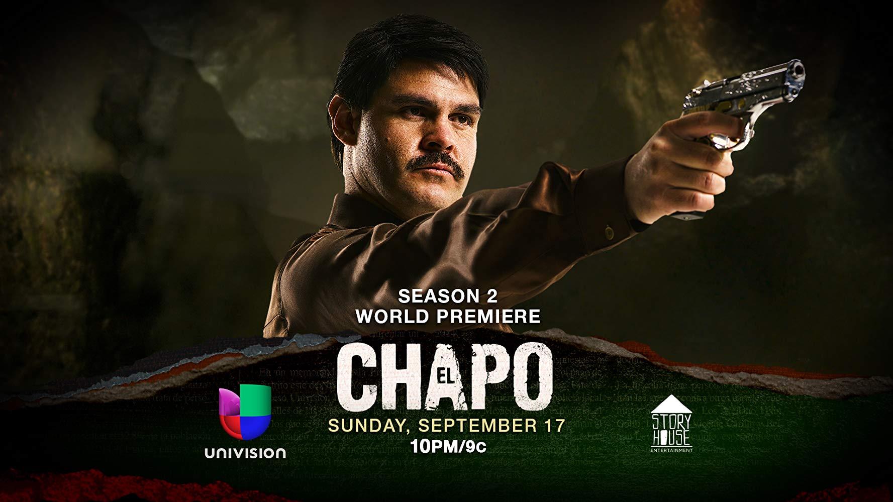 El Chapo S03E07 720p WEBRip x264-STRiFE