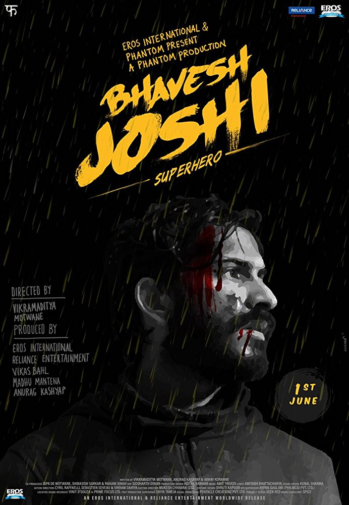 Bhavesh Joshi Superhero (2018) 720p WEBRip Hindi x264 AC3 Encoded By-RishiBhaiRDs