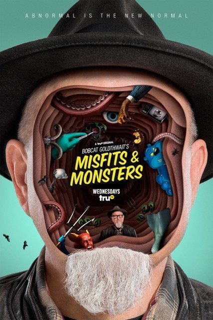Bobcat Goldthwaits Misfits And Monsters S01E06 720p HDTV x264-YesTV