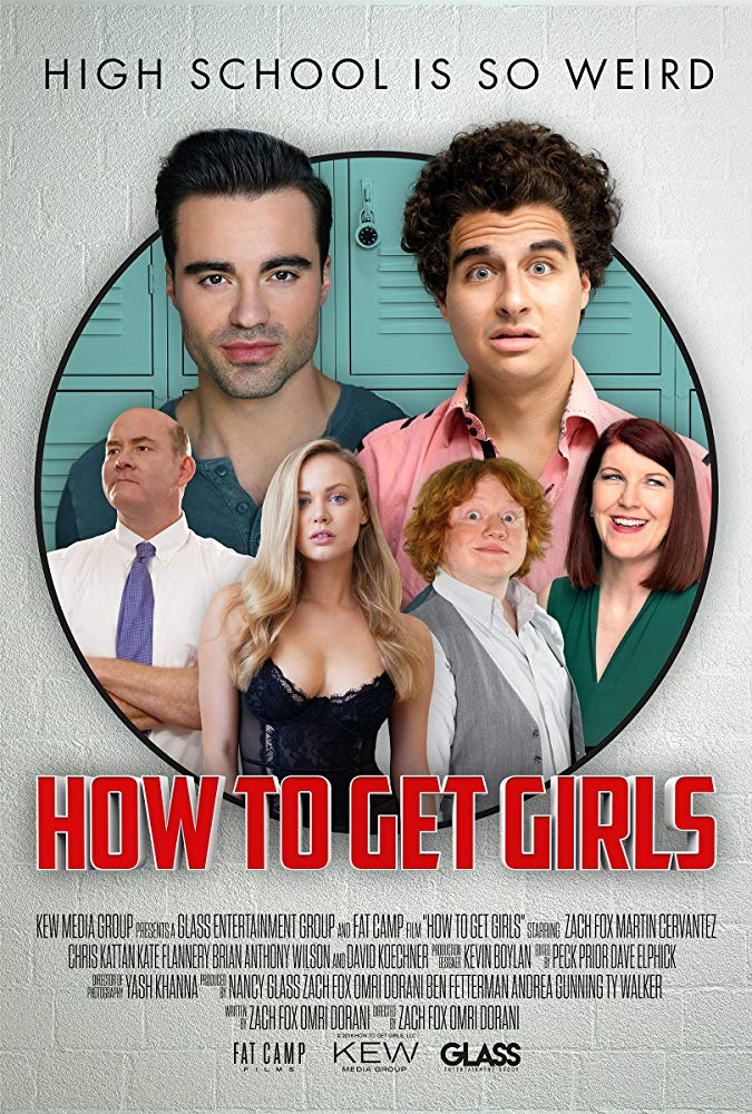 How to Get Girls (2017) HDRip AC3 X264-CMRG