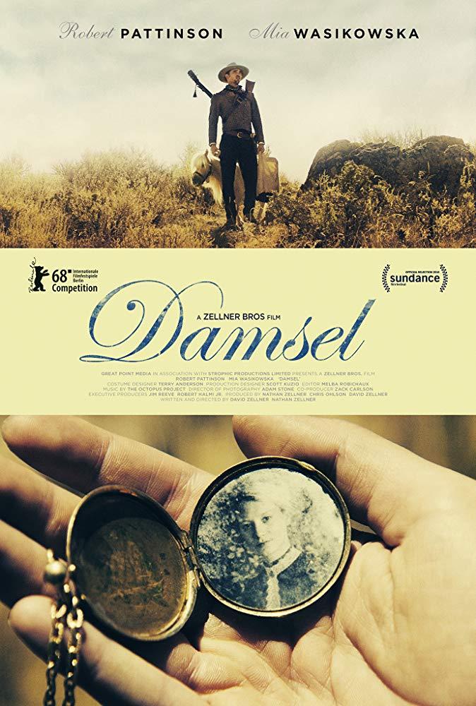 Damsel (2018) 720p WEB-DL DD 5.1 x264 ESub MW