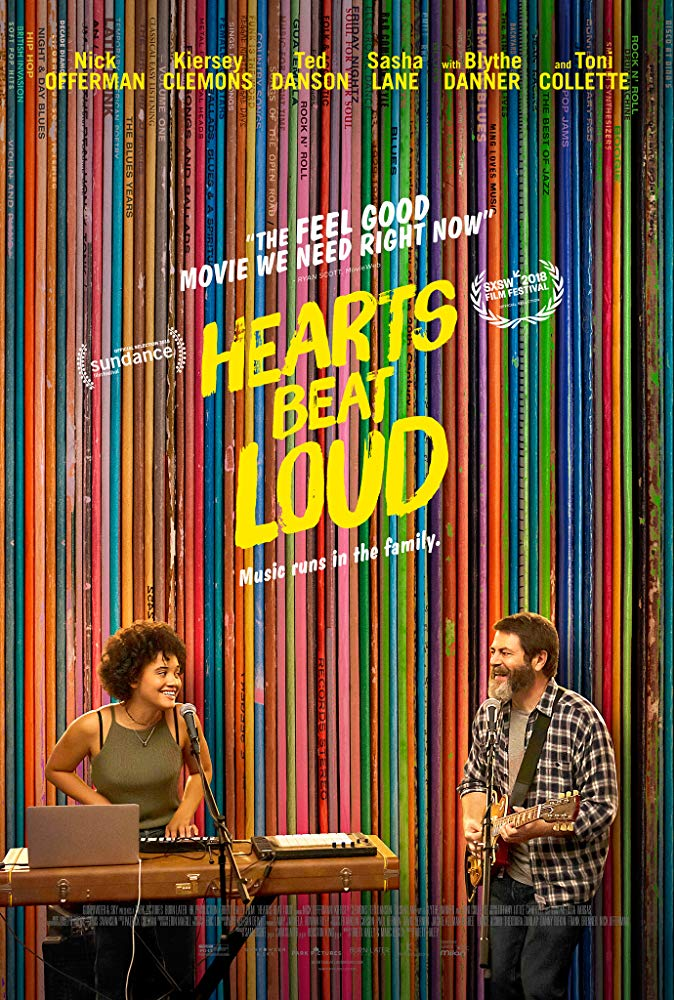 Hearts Beat Loud (2018) 1080p WEB-DL DD5.1 H264-FGT