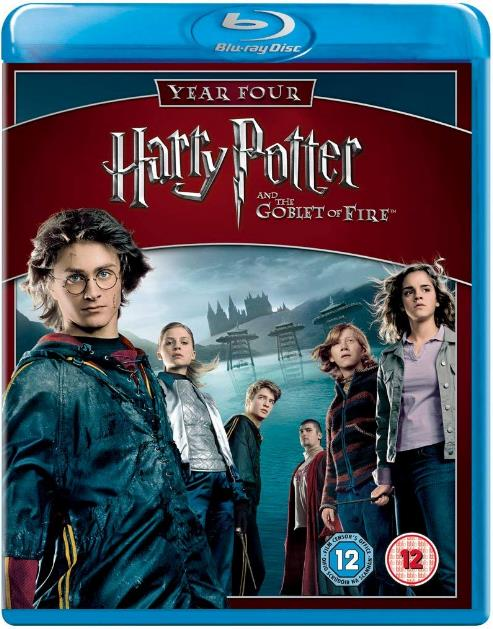 Harry Potter and the Goblet of Fire (2005) 1080p BrRip x264 YIFY