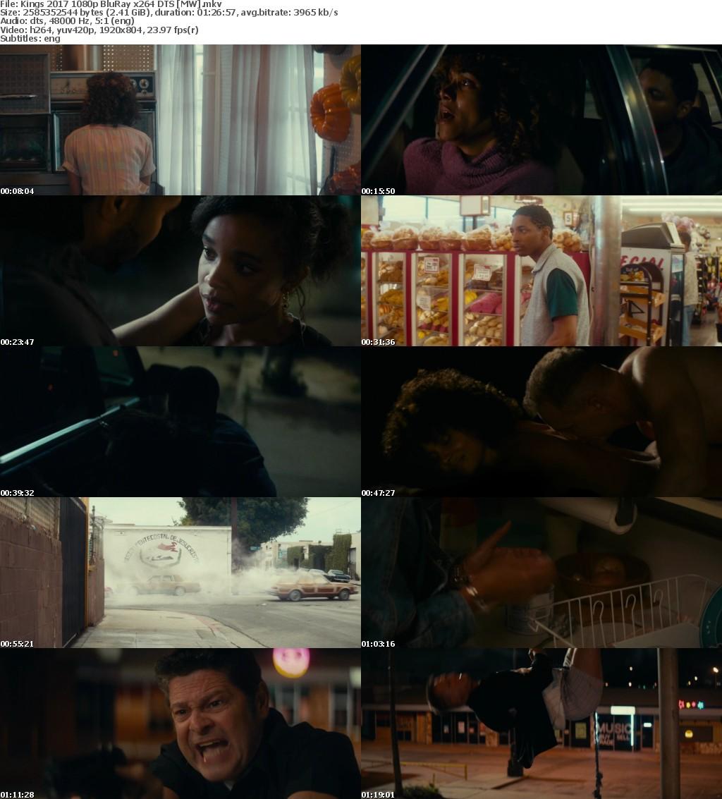 Kings (2017) 1080p BluRay x264 DTS MW