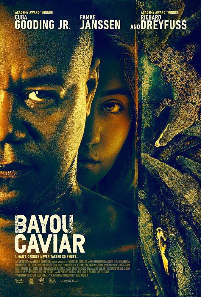Bayou Caviar (2018) HDRip XviD AC3-EVO