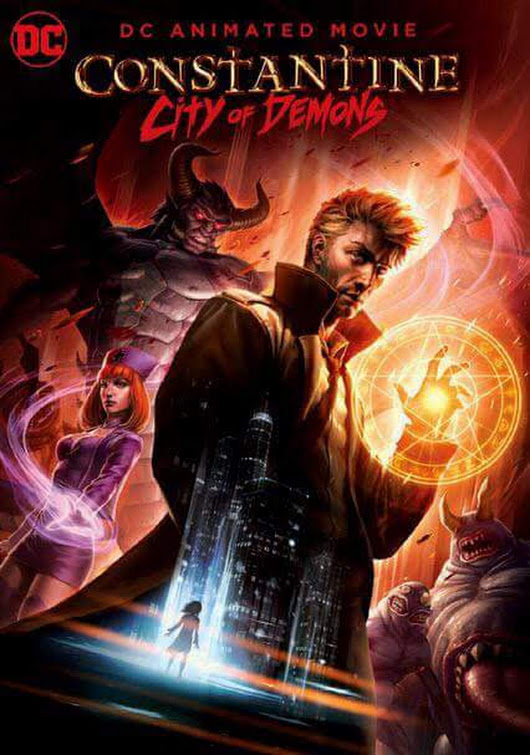 Constantine City of Demons The Movie (2018) BDRip XviD AC3-EVO