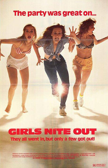 Girls Nite Out 1982 DVDRip XViD