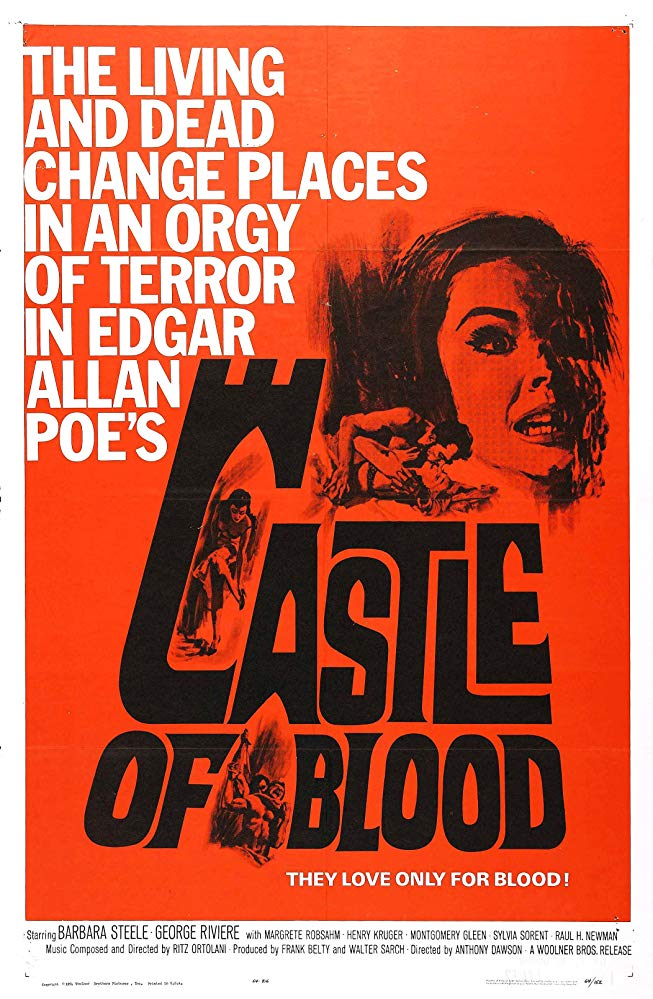 Castle of Blood 1964 BRRip XviD MP3-XVID