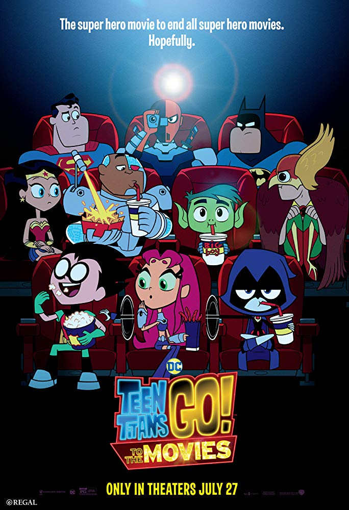 Teen Titans Go! To the Movies (2018) [BluRay] [1080p] YIFY
